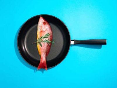 專為廚房白癡設計的智慧平底鍋