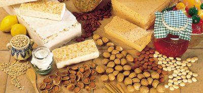 西班牙代表甜點:杏仁糖杜隆(Turrón)