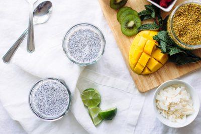 素食者的超級營養補給:奇亞籽 & 亞麻籽
