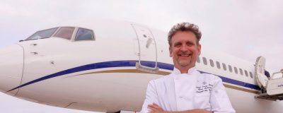Kerry Sear 的空中廚房:廚藝挑戰的最「高」境界