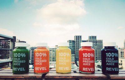 REVEL 樂福:你不可不知的冷壓果汁