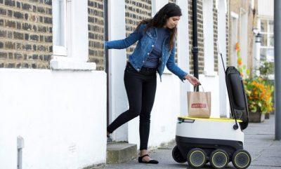 Skype 創辦人新發明 會外送餐點的機器人
