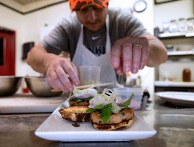 有什麼吃什麼 廚師 Jason Weiner 的永續餐飲哲學