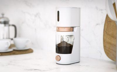 Kickstarter 新玩意:一台幫你品管咖啡豆的 Wi-Fi 智能磨豆機