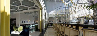 候機也能享受美食?米其林主廚操刀的 Fine Dining 機場餐廳