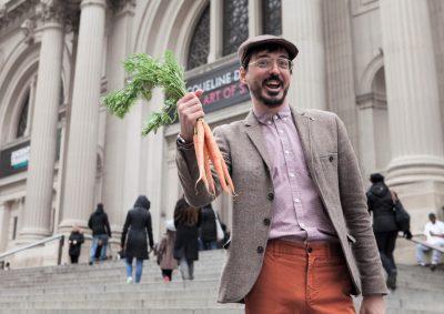 解開紐約大都會博物館的飲食密碼