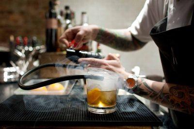 從傳統中創新的料理想像:煙燻成為餐飲趨勢