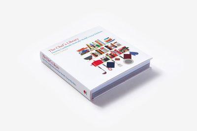 《主廚的圖書館》:收錄七十位名廚最愛料理書