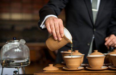 想成為侍茶師?請先聞遍各種花香