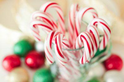 拐杖糖跟聖誕節有什麼關係?