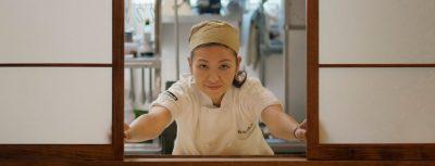 曾登上 Chef's Table 的中山妮琪,致力用美國在地食材呈現懷石料理