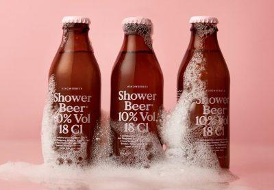 洗澡不只是洗澡,來杯 Shower Beer 吧
