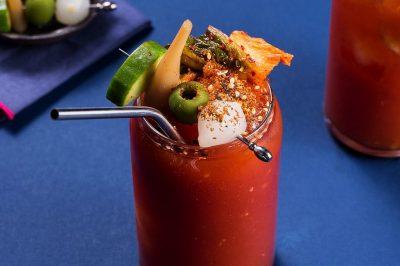 不再只有番茄口味,來試試這杯泡菜版的血腥瑪莉