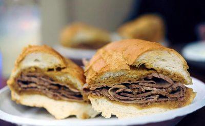 美味的意外:洛杉磯百年法式沾汁三明治店