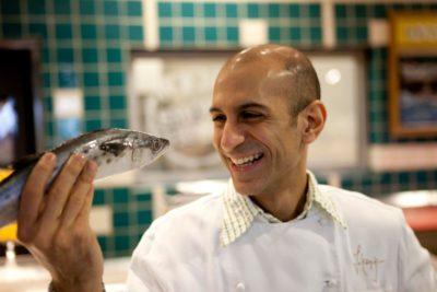 鐵人主廚 Jehangir Mehta 四個避免食物浪費的料理技巧