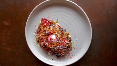 如何突破舊有烘焙框架?甜點師 Zen Ong 靈感分享