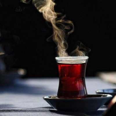 土耳其人日常生活的一部分:茶 Cay