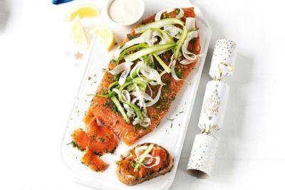 北歐傳統料理:蒔蘿醃鮭魚的近親與做法