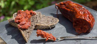義大利窮人美食:勁辣肥腴的 'Nduja 香腸