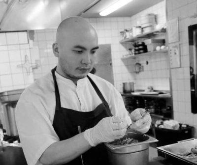 曾入圍最佳年輕廚師準決賽 張卓智:「當了廚師,就要堅持下去」