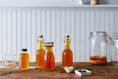 流傳千年的發酵飲品:康普茶