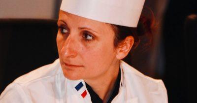 「拿下三星這個目標,我花了十年才完成。」法國主廚 Anne-Sophie Pic