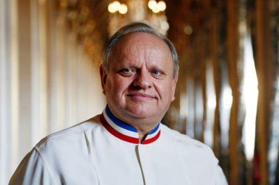 侯布雄的國際廚藝學校 預計 2018 年於法國開張!