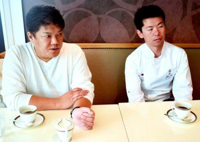 米其林主廚山本征治 & 稗田良平專訪:廚師是食材的傳遞者