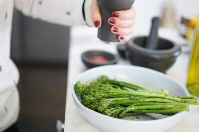 世上第一個無肉高級料理比賽:The Vegetarian Chance