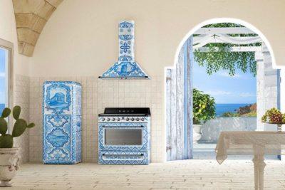 義大利廚房經典與西西里時尚的交會:Smeg X Dolce & Gabbana 聯名合作家電系列