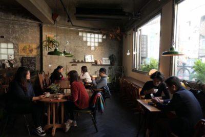 從大清早喝到深夜 台南四間特色咖啡館推薦