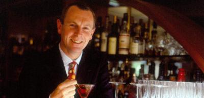 【調酒大師集錦】當代倫敦調酒源流:Dick Bradsell