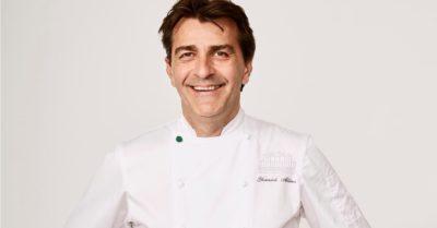 專訪法國名廚 Yannick Alléno:「到了四十歲,我才覺得自己是個主廚」