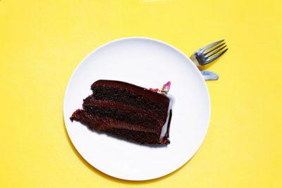 你的老派,我的經典:棕紅巧克力蛋糕