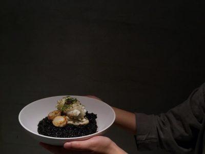 運用記憶來料理季節食材|專訪軟木塞義法小館主廚黃炳諠 Max