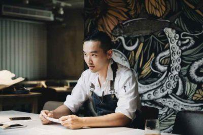 黃品翔:30 歲的年輕主廚,要把陳年客家食材介紹給世界