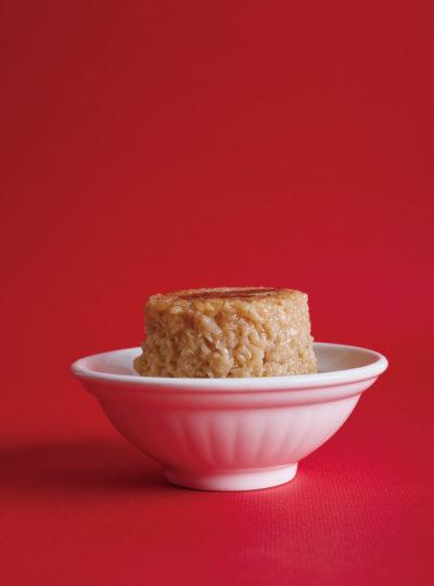 淡淡醬香與紅蔥頭濃郁香氣:筒仔米糕裡的肉臊